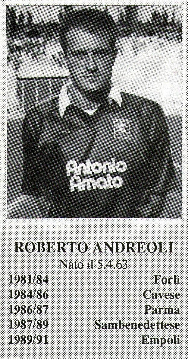 Da Salerno Sport del 17-9-1991