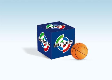 Cubo cambio basket