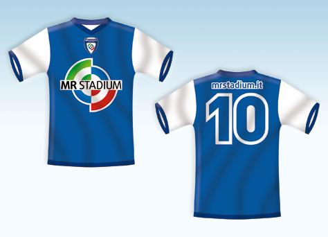 Maglietta calcio CL4