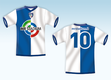 Maglietta calcio CL2