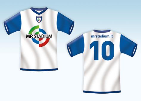 Maglietta calcio CL3