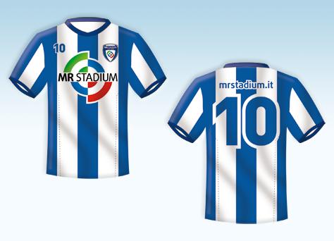 Maglietta volley VL15M