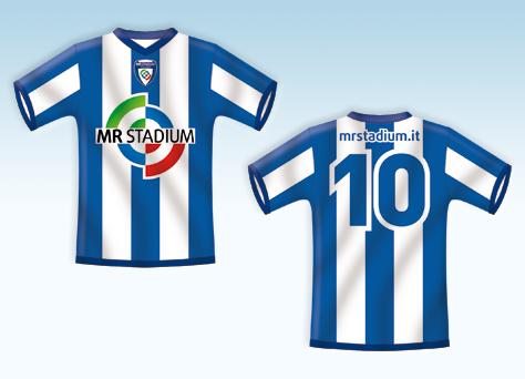 Maglietta calcio CL20