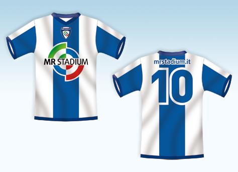 Maglietta calcio CL23
