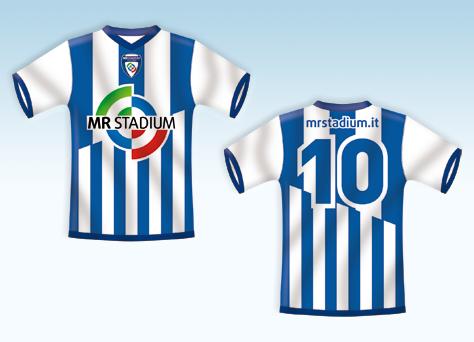Maglietta calcio CL26