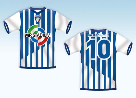 Maglietta calcio CL27