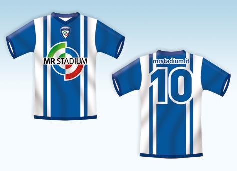 Maglietta calcio CL29