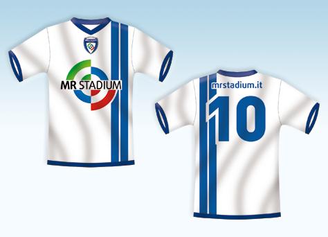 Maglietta calcio CL7