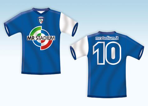 Maglietta calcio CL5