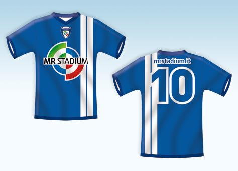 Maglietta calcio CL9