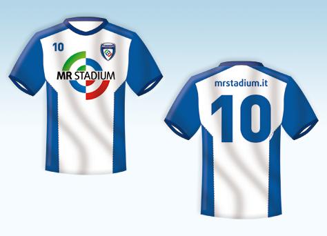 Maglietta volley VL2M