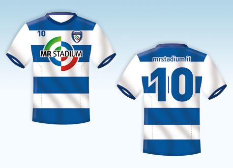 Maglietta volley VL12M