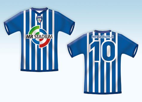 Maglietta calcio CL25