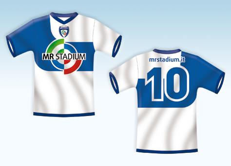 Maglietta calcio CL30