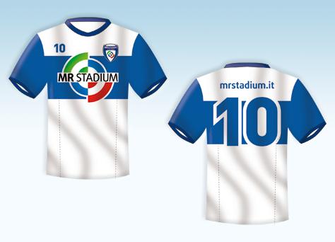 Maglietta volley VL9M