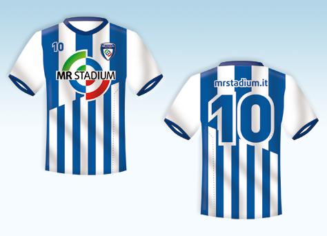 Maglietta volley VL20M