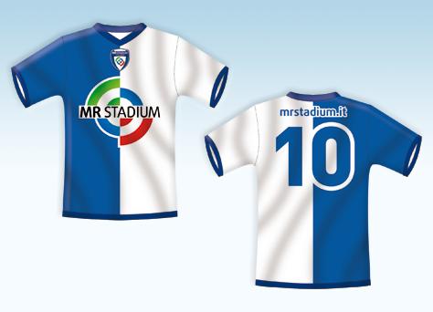 Maglietta calcio CL1