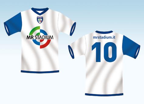 Maglietta calcio CL6