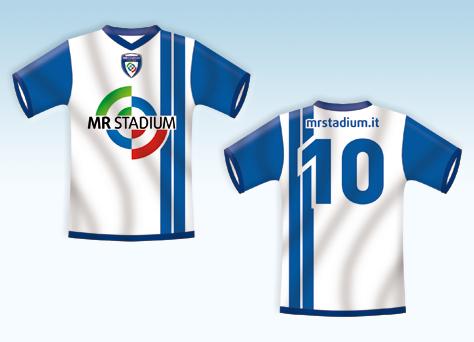 Maglietta calcio CL8