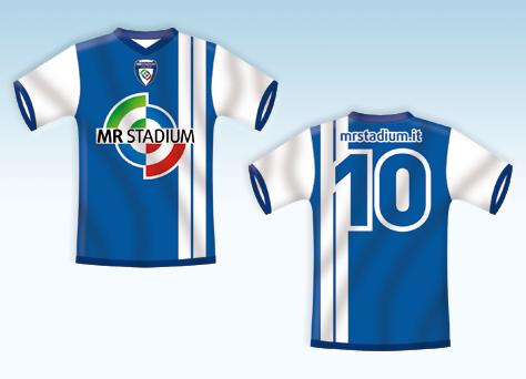 Maglietta calcio CL10