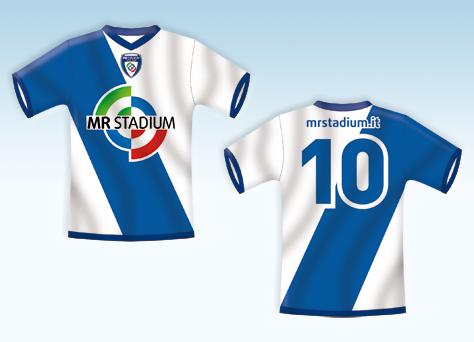 Maglietta calcio CL11
