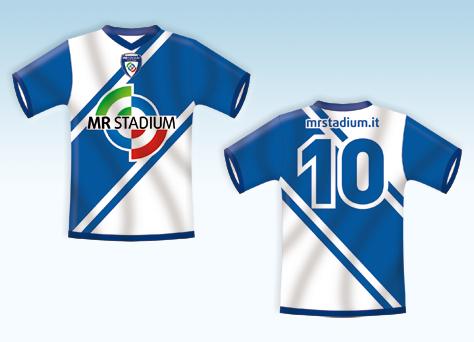Maglietta calcio CL12