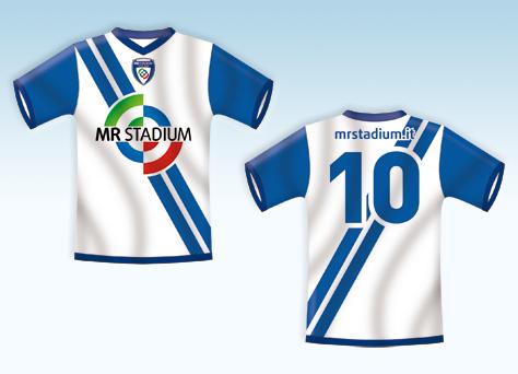 Maglietta calcio CL13