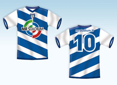 Maglietta calcio CL19