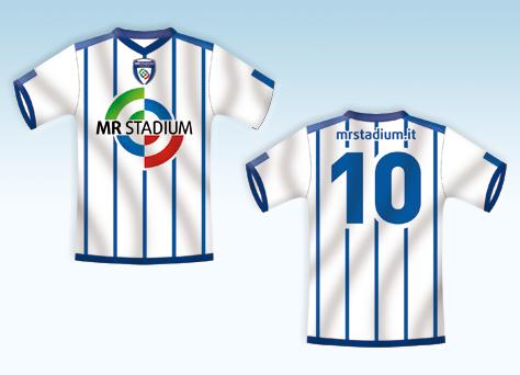 Maglietta calcio CL21