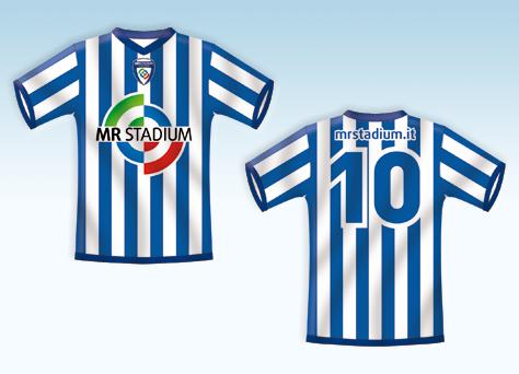 Maglietta calcio CL22
