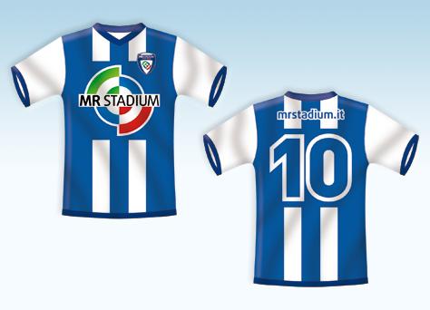 Maglietta calcio CL31