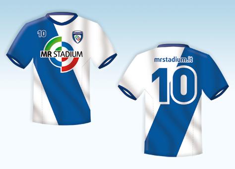 Maglietta volley VL6M