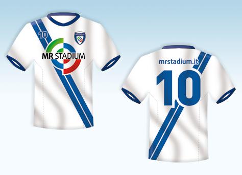 Maglietta volley VL5M
