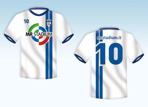 Maglietta volley VL4M