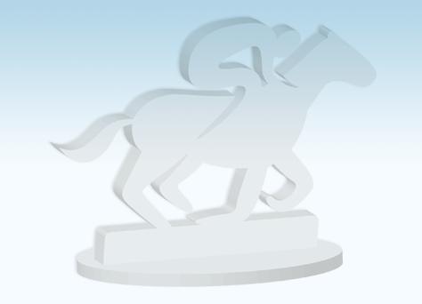 Coppa equitazione linea