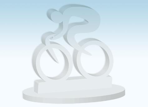 Coppa ciclismo linea