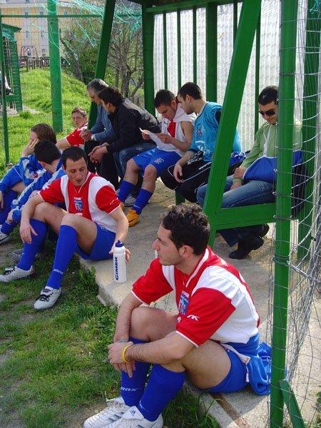 Stagione 2007/2008 - Campionato di 3° Categoria - 1° parte