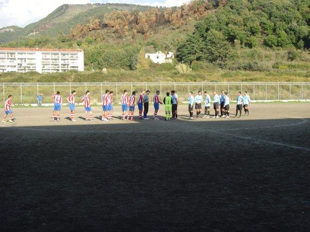 Rinascita Fuorni - Olympic Salerno 0-3