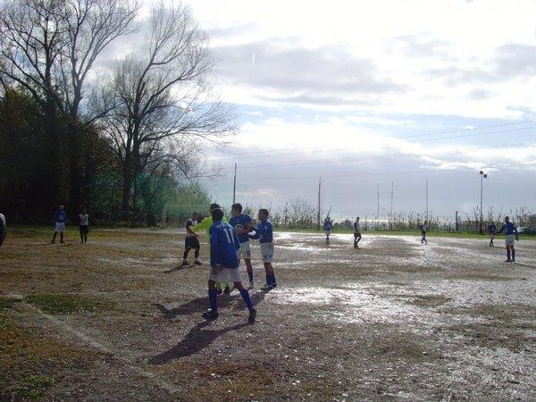 Paolo Masullo - Olympic Salerno 4-0