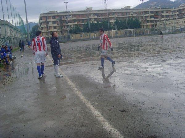 La Mennola - Olympic Salerno 2-0