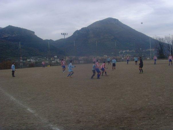 Olympic Salerno - Rinascita Fuorni 3-1