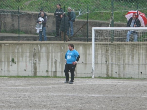 Olympic Salerno - Isidoriana 3-4