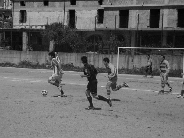 Prepezzanese - Olympic Salerno 1-1