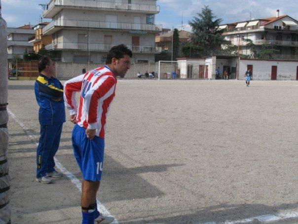 Bellizzi - Olympic Salerno 4 - 4