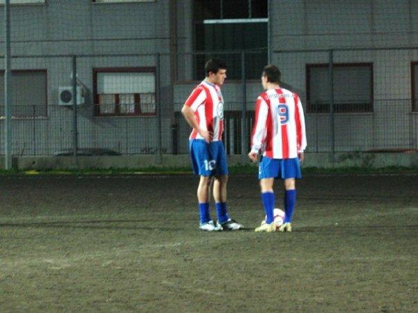 Olympic Salerno - Paolo Masullo F.C. 1-2