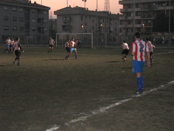 Dragonea Calcio - Olympic Salerno 1-0