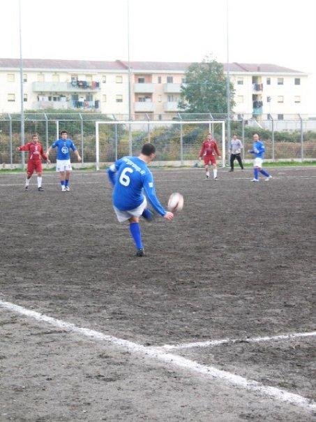 Olympic Salerno - Picciola 0-2
