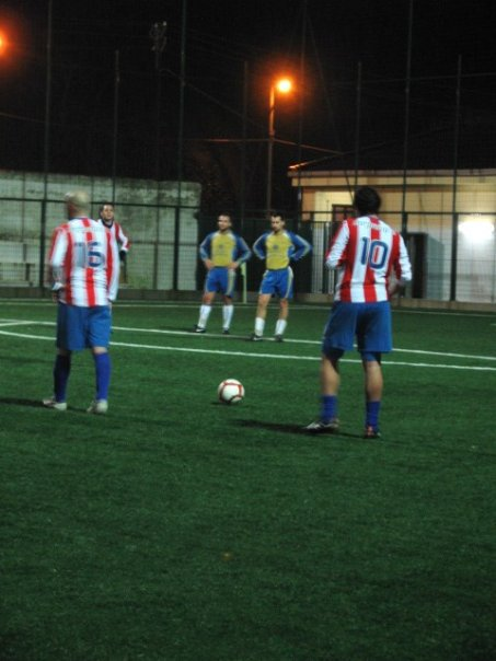 Olympic Salerno-Polisportiva La Mennola 4-1