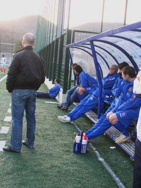 Paolo Masullo F.C.- Olympic Salerno 2-1