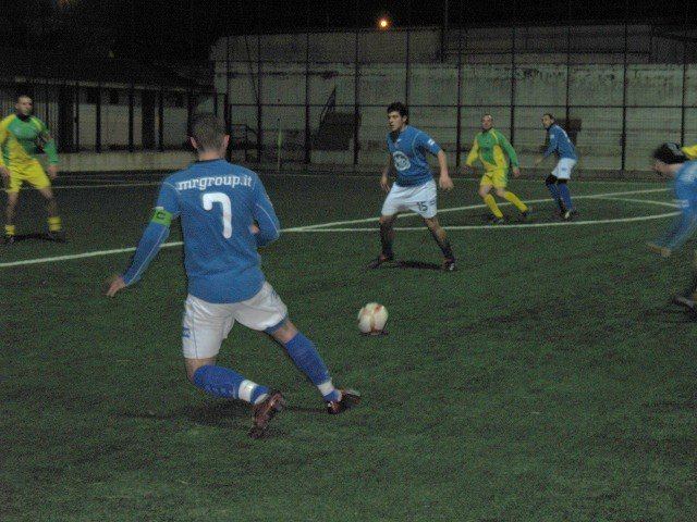 Olympic Salerno - Dragonea Calcio 3-4